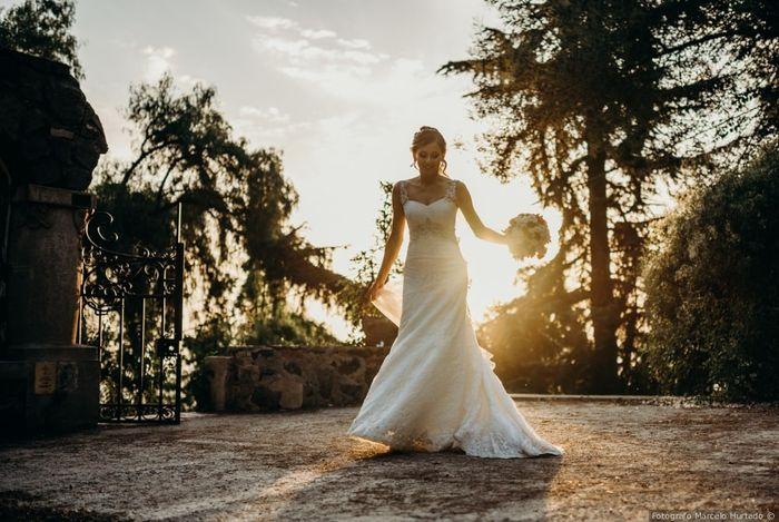 Destination wedding: l'abito da sposa 3