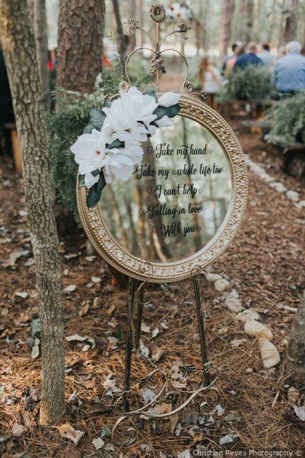 Destination wedding: le decorazioni 5