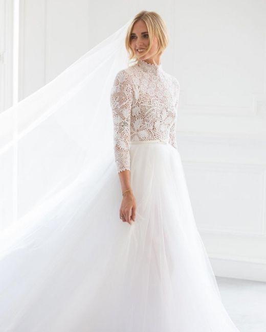 Turani VS Ferragni: l'abito da sposa 2