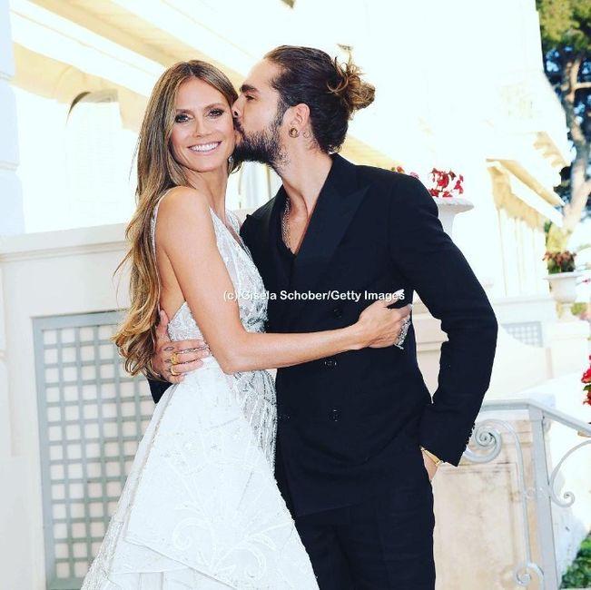 Le nozze segrete di Heidi Klum! 2