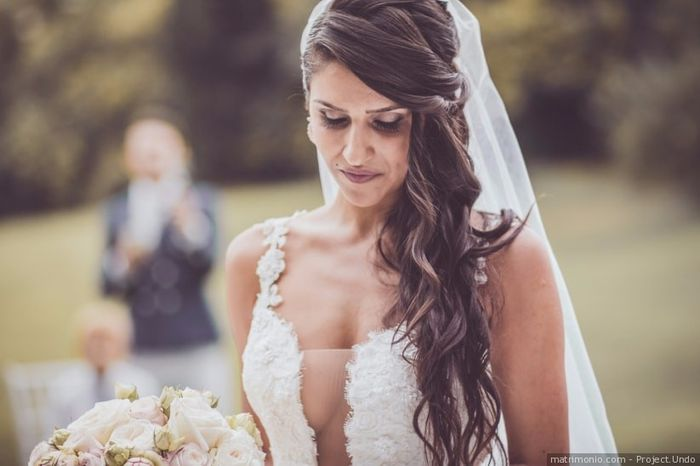 Quale acconciatura sceglieresti per le tue nozze? 1