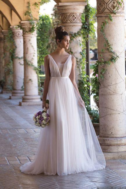 Abito da sposa: bianco o colorato? 1