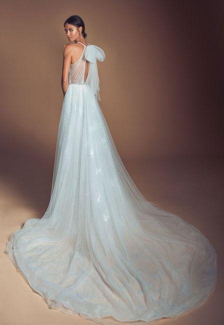 Abito da sposa: bianco o colorato? 2