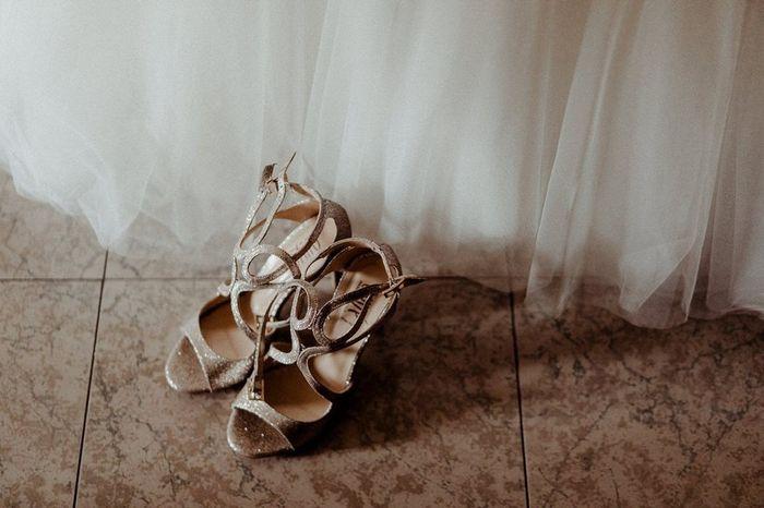 Scarpe da sposa: le hai già trovate? 1