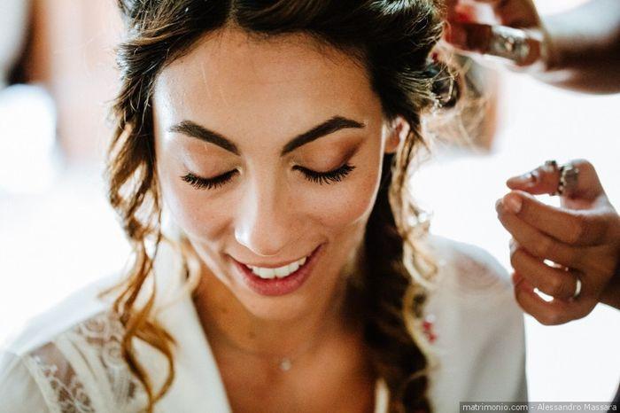 Trucco sposa: sapete già a chi affidarvi? 1