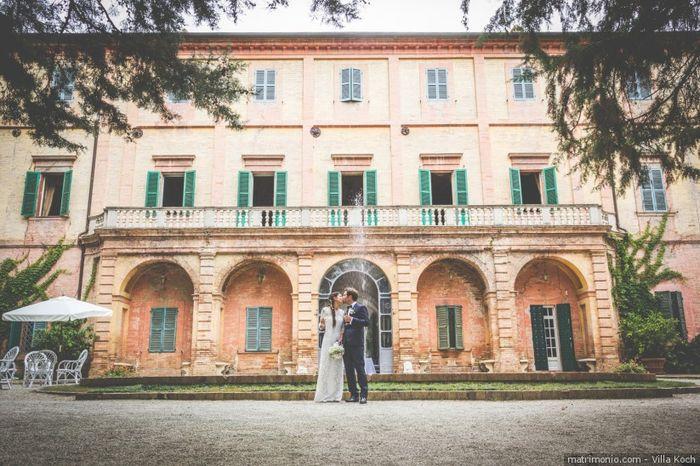 Tutte le location delle tue nozze! 1