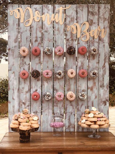 Donuts bar per il 2020 1