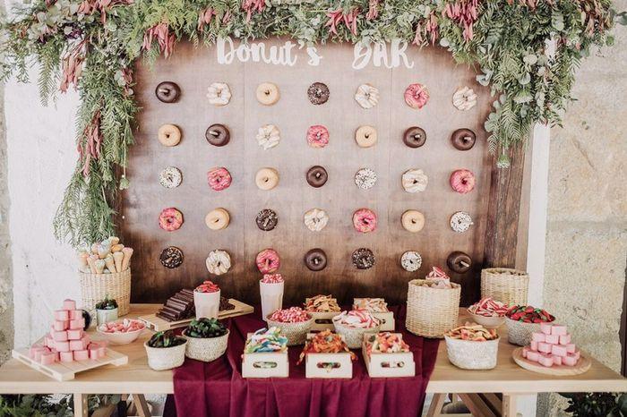 Donuts bar per il 2020 3