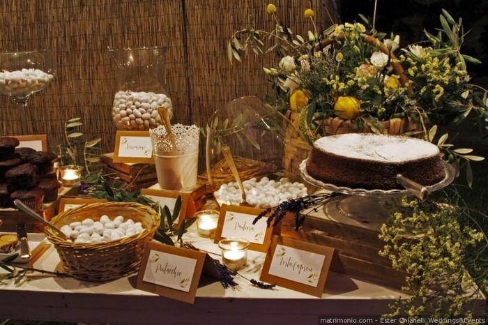 Che stile di confettata vorresti alle tue nozze? 2