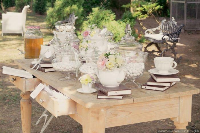 Che stile di confettata vorresti alle tue nozze? 4