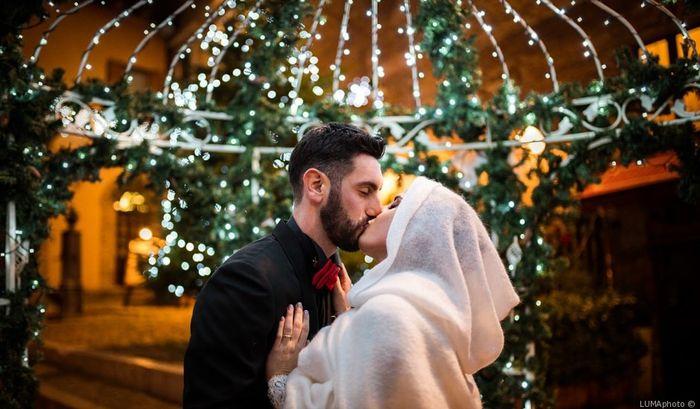 4 Matrimoni sotto l'albero: quale vince per te? 4