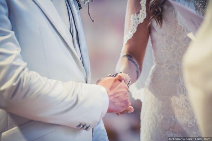 Con quale rito vi unirete in matrimonio? 1