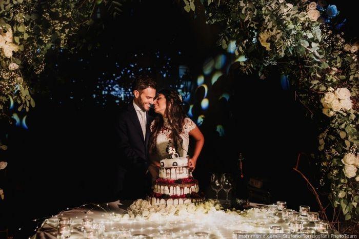 Taglio della torta: con quale brano musicale? 1