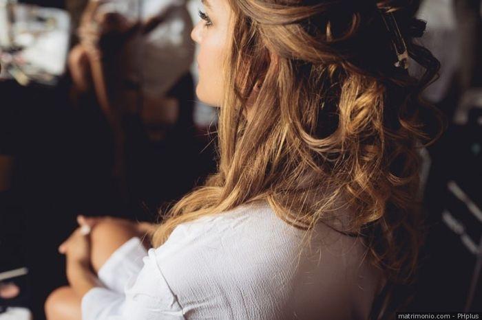 Acconciatura: capelli sciolti o raccolti? 1