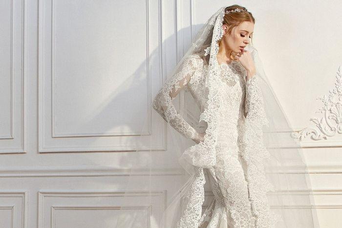 Quale tessuto preferisci per l'abito da sposa? 2