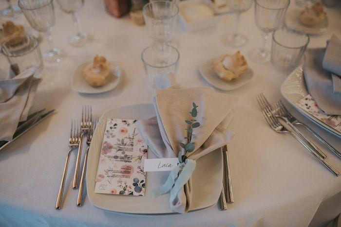 Scegli il segnaposto più adatto alle tue nozze 3