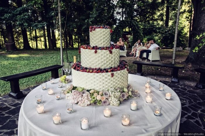 Che tipo di torta vorresti? 4