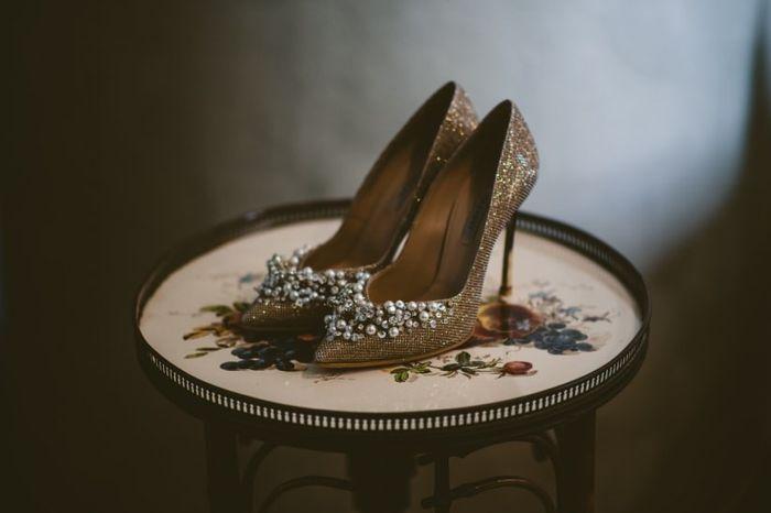 Queste scarpe: sono adatte o no alle tue nozze? 1