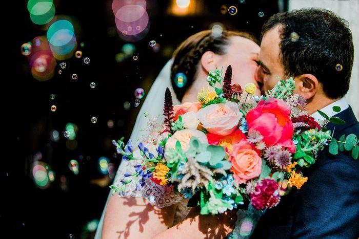 Quanti colori hai scelto per le tue nozze? 1