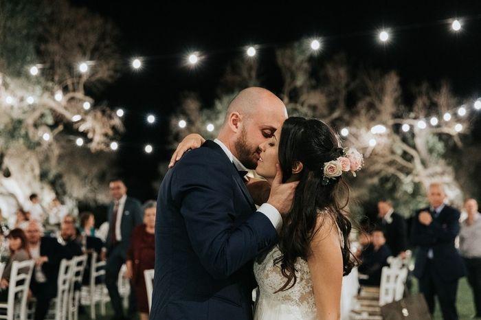 Come personalizzerete le nozze? Votate la vostra opzione! 1