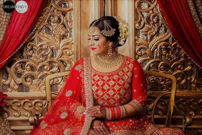 Tradizioni in India: il look sposa 1