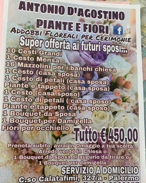Fioraio Palermo 🌸🌺 1