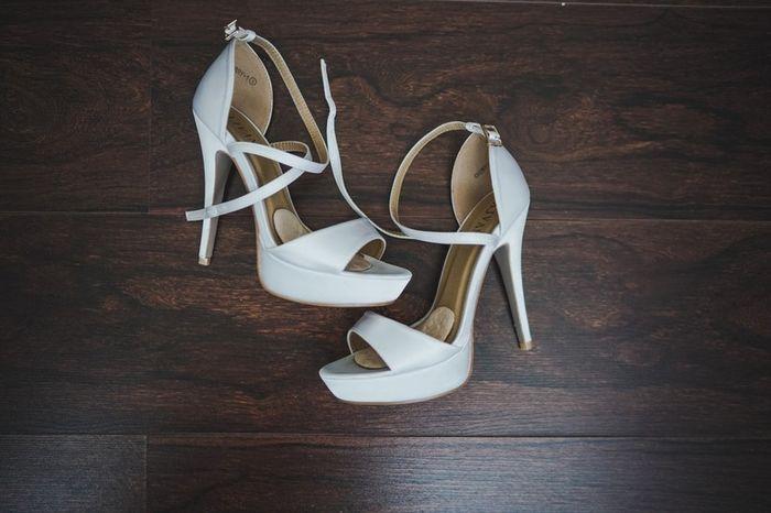 Le tue scarpe: tacco largo o tacco a spillo? 1