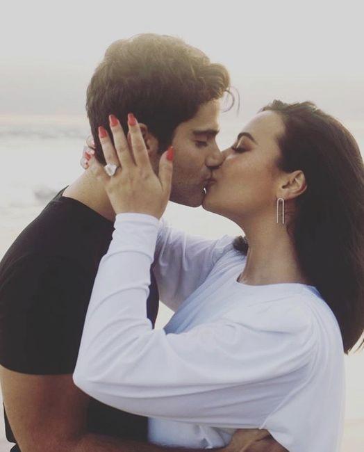 Demi Lovato si sposa 💍 2