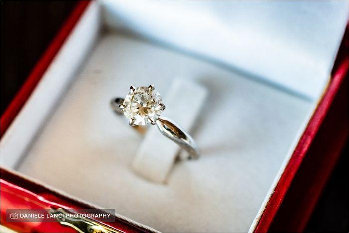 Hai ricevuto l'anello che ti aspettavi? 1