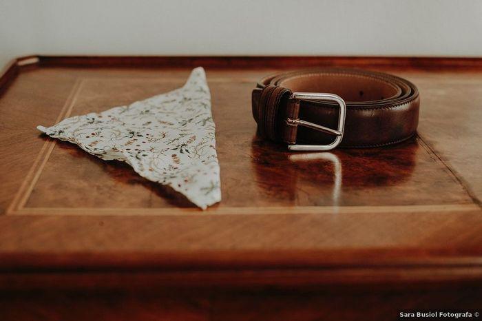 Matrimoni a prima vista: accessori sposi 2