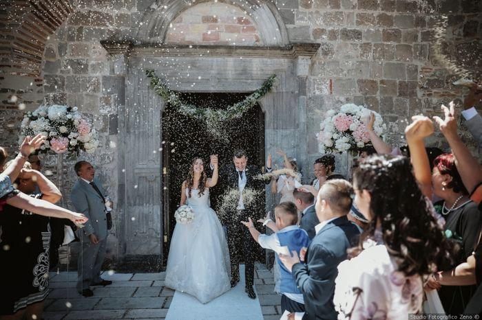 Luogo delle nozze: la tua città o un'altra? 1