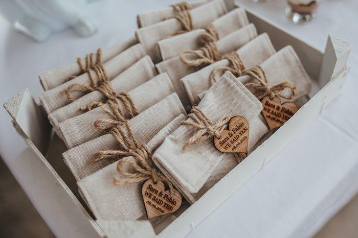 Coccole per gli invitati by Westwing X Matrimonio.com 2