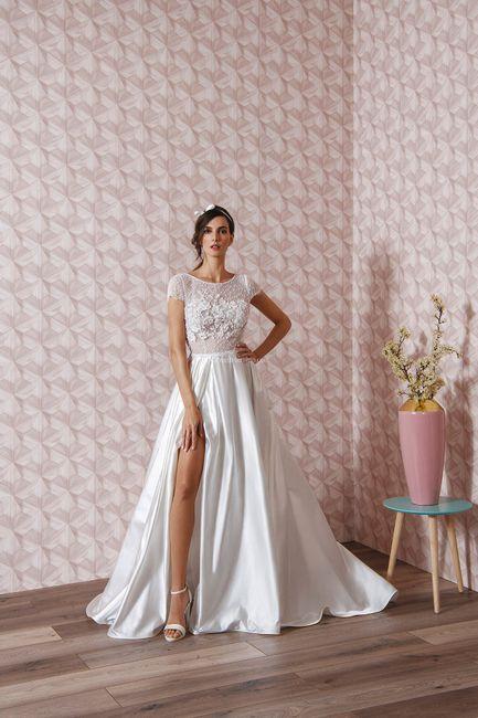 Bridal quiz: abito nº4 1