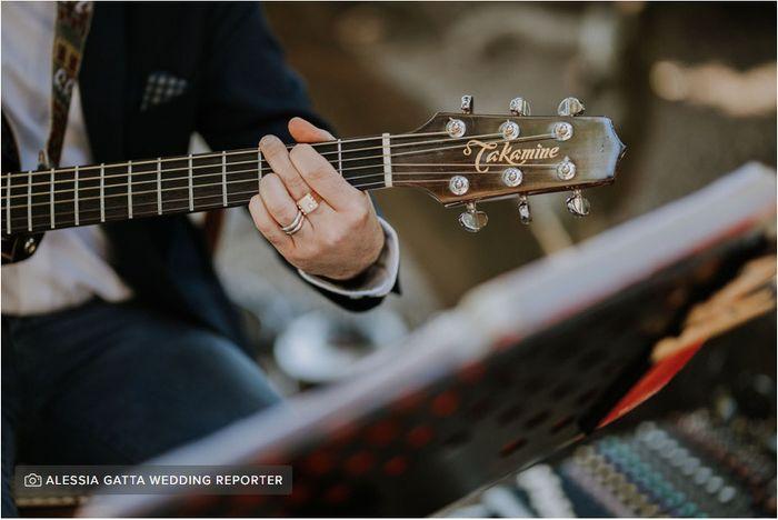 Quale strumento musicale sceglieresti per la musica dal vivo? 1