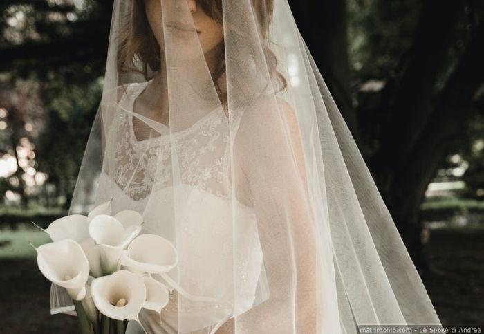 Partecipa per scoprire il tuo look sposa 1