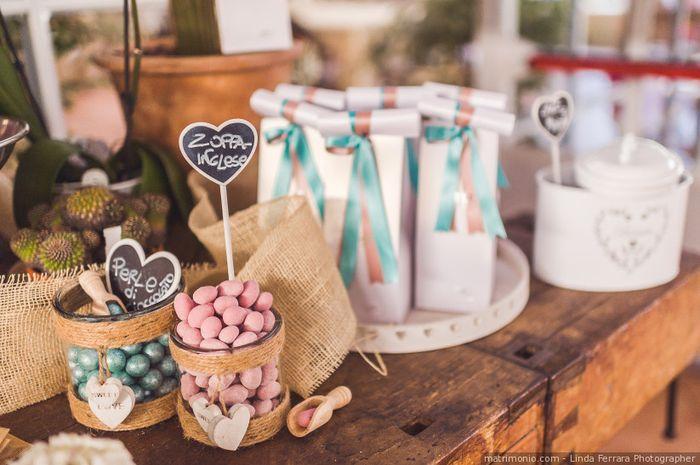 Quali confetti non possono mancare alle vostre nozze? 1