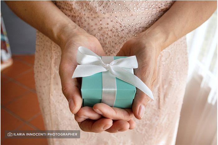 Farai un regalo a tua suocera il giorno delle nozze? 1