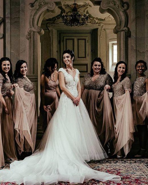 Team Bride: la foto con più ❤️ è... 1