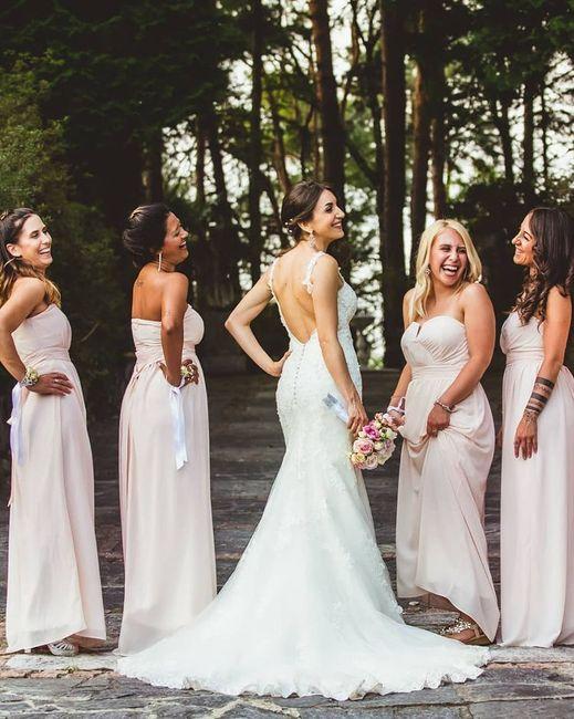 Team Bride: la foto con più ❤️ è... 3