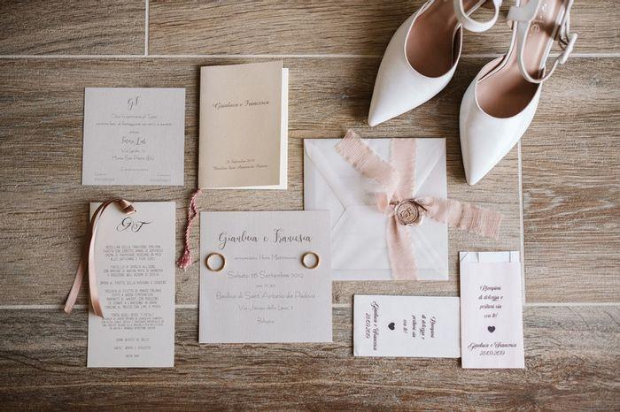 Quale partecipazione è adatta alle tue nozze? 3
