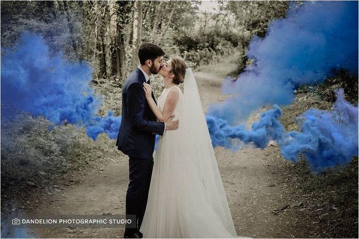 Quanti colori avete scelto per le nozze? 🎨 1