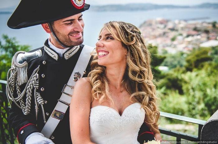 Nozze in divisa: in quanti state organizzando un matrimonio militare? 1