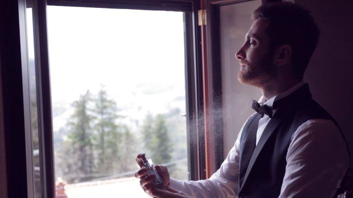 Userai il profumo alle tue nozze? 1