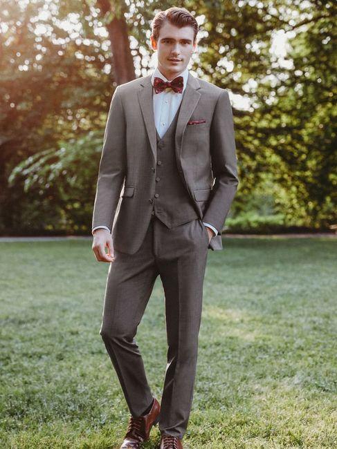 Scegli un look sposo! 3