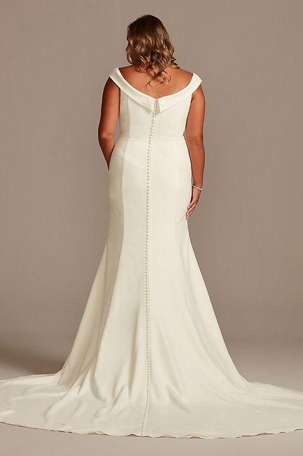 Un abito al giorno: David's Bridal 2