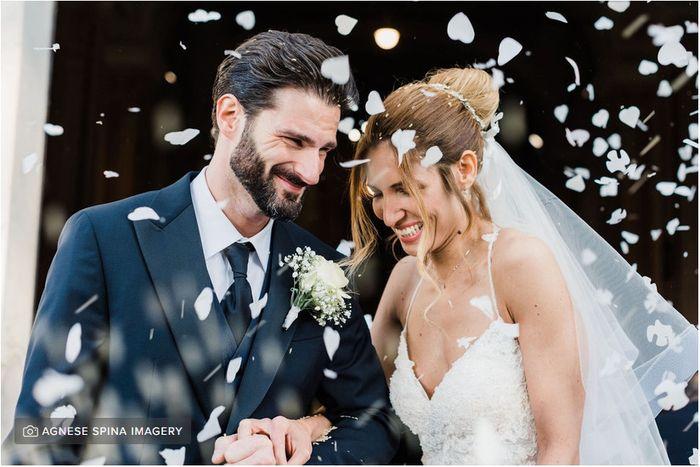 Le taglie delle tue nozze: S o XL? 1