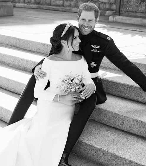 Vota il Royal Wedding di Harry e Meghan 💖 1
