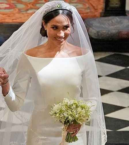 The Royal Wedding - il bouquet 1