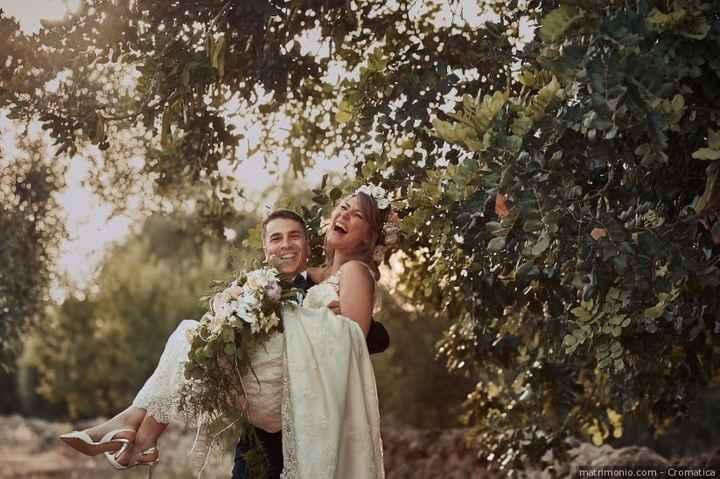 Confrontati con le altre spose! 👰 1