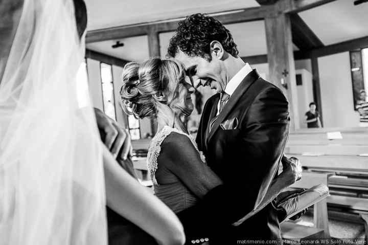 L'album fotografico del tuo matrimonio: la foto dei genitori 1